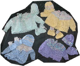 8c8f7a923 Baby Layettes