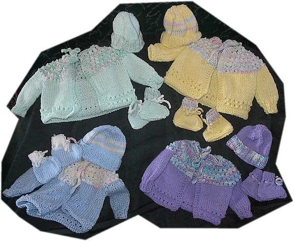 A Layette To Knit