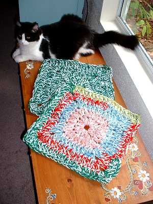 CROCHET PATTERN PET BED - Crochet Club