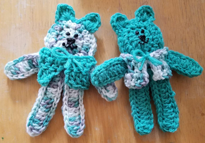 Adorable Teddy Bear Patterns to Crochet | 1005x1440