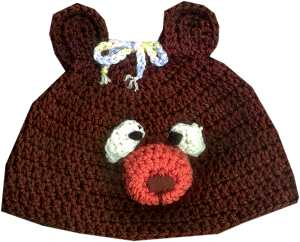 Bev's Bear Beanie photo