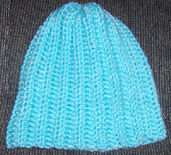 Ravelry: Elsie Crochet Beanie with Brim pattern by Ohio