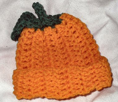 Copyrighted pumpkin hat