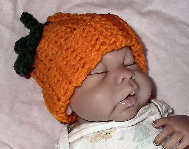 copyrighted pumkin hat
