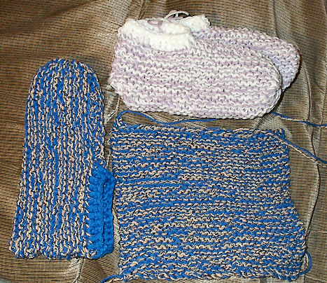 A Simple Crochet Stitch Can Make Many Scarves - Yahoo! Voices