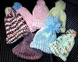 Round Loom Knitting Patterns Scarf
