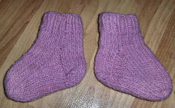 Knitting Pattern Errata : CROCHET VS KNITTING SOCKS   CROCHET PATTERNS