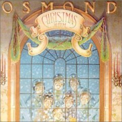 osmond christmas album