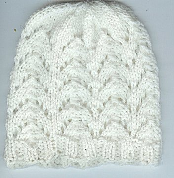 preemie lace hat