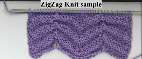 ZIGZAG CROCHET AFGHAN PATTERN   Easy Crochet Patterns