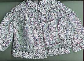 Baby Boy Crochet Blanket Newborn