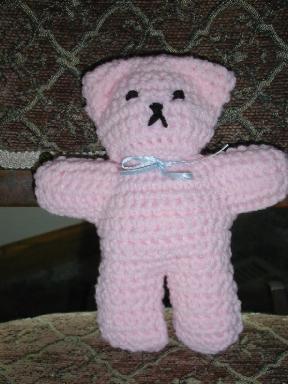 Knitting 103 Teddy Bear Sweater   384x288